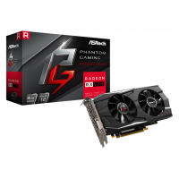 Asrock Phantom Gaming D Radeon RX 570 4GB GDDR5 видео карта
