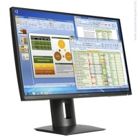 "HP K7C09A4 27"" Narrow Bezel IPS Display монитор"