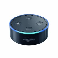 Amazon Echo Dot 2 смарт тонколoна черен