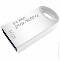 Transcend JetFlash 710 USB 3.0 16GB USB памет сребрист