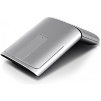 Безжична мишка Lenovo Dual Mode Wireless Touch​ N700 Bluetooth Mouse & Laser Pointer сребрист