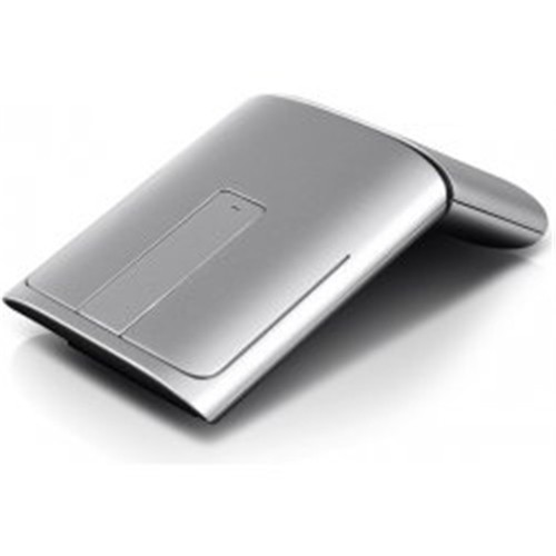 Безжична мишка Lenovo Dual Mode Wireless Touch​ N700 Bluetooth Mouse & Laser Pointer сребрист артикул 888016249
