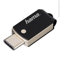 Hama C-Turn 114975 16GB USB 3.1 Type-C USB памет