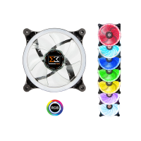 Xigmatek SC120 RGB 3pin for Chassis 120mm вентилатор