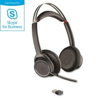 Plantronics VOYAGER Focus MS UC USB слушалки