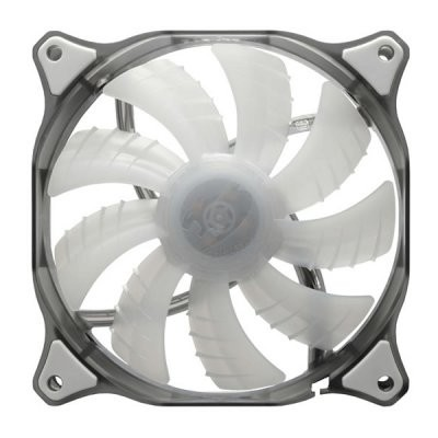COUGAR White LED Fan CF-D12HB-W, 120x120x25mm вентилатор артикул CG35120250093