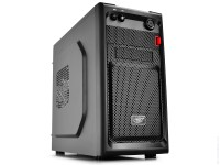 Кутия DeepCool Case mATX SMARTER - Black USB3.0