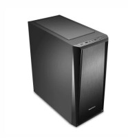 Segotep SoundProof Case ATX WIDER-X2-BK Кутия за компютър