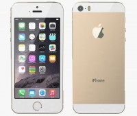 Apple iPhone 5S 64GB Gold реновиран смартфон