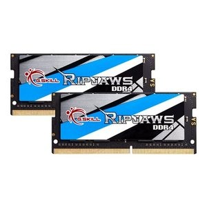 G.Skill Ripjaws 16GB DDR4 2666MHz SODIMM CL18 памет артикул F4-2666C18D-16GRS
