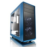 Fractal Design FOCUS G BLUE WINDOW ATX кутия за компютър