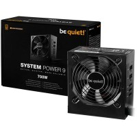 Be Quiet System Power 9 700W CM 80+ Bronze захранване