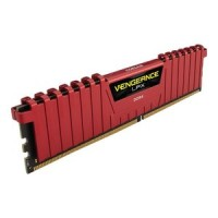 Corsair Vengeance LPX Red 8 GB 2400MHz DDR4 памет