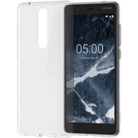 Nokia CC-109 Clear case калъф за Nokia 5.1