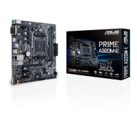 ASUS Prime A320M-E socket AM4 дънна платка