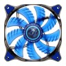 COUGAR Blue LED Fan CF-D12HB-B, 120x120x25mm вентилатор артикул CG35120250092
