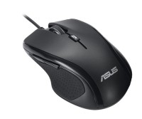 Asus UX300 Wired Laser Mouse, 1600dpi, USB, Black Мишка