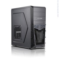 Segotep SG-PS-111D-500 Black Case ATX Кутия 500W