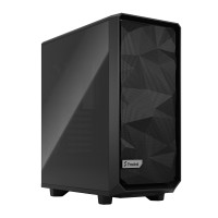Fractal Design Meshify 2 Compact Dark Tempered Glass кутия за компютър