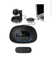 Logitech GROUP Video conferencing kit конферентна камера