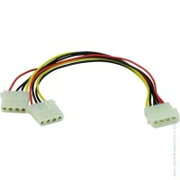 Кабел Molex Power Splitter Y CE302