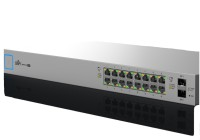 Ubiquiti UniFi Switch UBNT US-16-150W с 16 Gigabit порта управляем суич