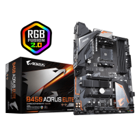 Gigabyte B450 AORUS Elite AM4 ATX дънна платка