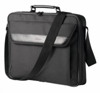 "Чанта TRUST Atlanta Carry Bag for 16"" laptops Черен"