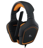 Logitech G231 Prodigy Gaming Headset Слушалки