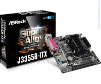 AsRock J3355B-ITX Quad-Core J3355 mini-ITX Дънна платка