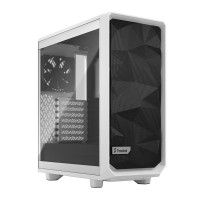Fractal Design Meshify 2 Compact Clear Tempered Glass кутия за компютър