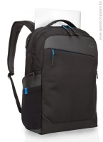 "Dell Professional Backpack 15.6"" Раница черен"