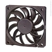 Evercool Fan 70x70x10 2Ball (3500 RPM) - EC7010M12BA вентилатор