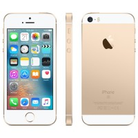 Apple iPhone SE 16GB Gold реновиран смартфон