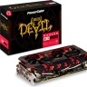 PowerColor Red Devil Golden Sample Radeon RX 580 8GB GDDR5  видео карта артикул POWER C AXRX580 8GBD5-3DHG/OC