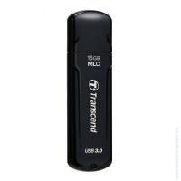Transcend JetFlash 750 USB 3.0 16GB USB памет черен