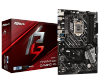ASROCK Z390 Phantom Gaming 4S s.1151 дънна платка
