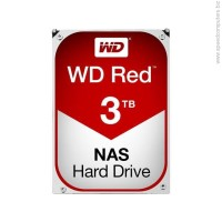 WD RED 3TB 5400 rpm 3.5 inch SATA3 Твърд диск