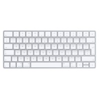 Apple Magic Keyboard US Layout клавиатура бял
