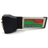ExpressCard RS-232 Serial Port Адаптер