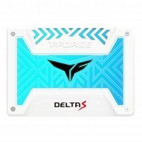 Team Group T-Force Delta S RGB 1TB SSD диск бял
