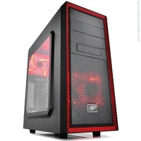 Deepcool TESSERACT SW-RD Window USB 3.0 Case Кутия