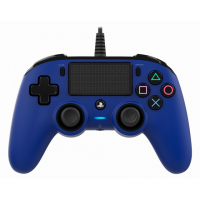 Nacon Wired Compact Controller геймпад син