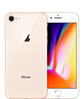 Apple iPhone 8 256GB Gold смартфон реновиран