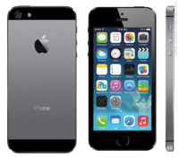 Apple iPhone 5S 16GB SpaceGray реновиран смартфон