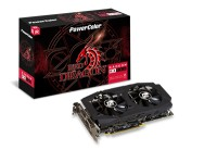 Power Color Red Dragon Radeon RX 580 4GB OC видео карта