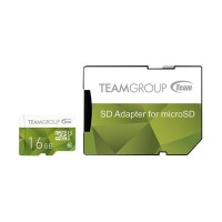 Team Group Color 16GB Micro SD карта памет + адаптер