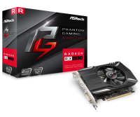 Asrock Phantom Gaming Radeon RX 550 2GB GDDR5 видео карта