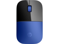 HP Z3700 Slick Wireless мишка син