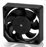 Evercool Fan 35x35x10 EL Bearing (8000 RPM) EC3510M12EA вентилатор